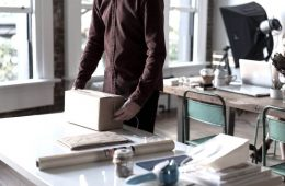 Coworking-Spaces bieten ein gutes Umfeld für Gründungen