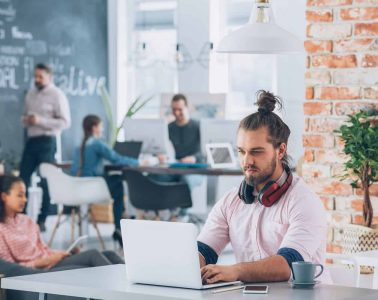 Coworking oder Home-Office - Doppelinterview