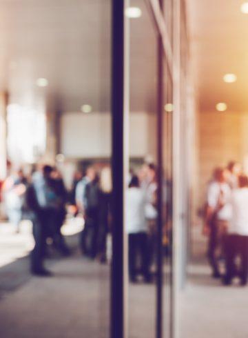 Coworking-Spaces in Banken