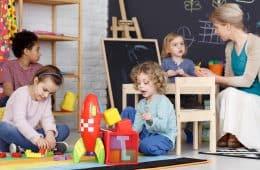 Coworking-Spaces mit Kinderbetreuung
