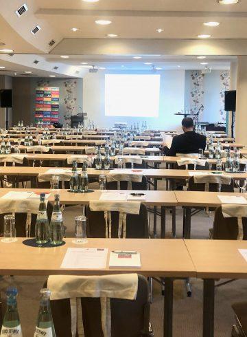 Auftaktveranstaltung Dorf-Büros Rheinland-Pfalz am 16.04.2019 in Bingen