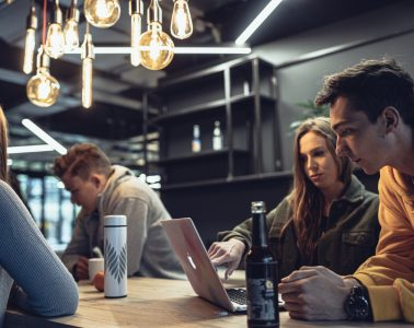 Coworking-Spaces als Innovationstreiber