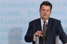 Hubertus Heil fordert Recht auf Home-Office