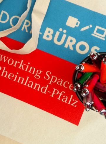 Dorf-Büro Rheinland-Pfalz