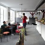 Lounge und Tresen