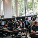DIGITALHUB.DE Bonn Flex Desk